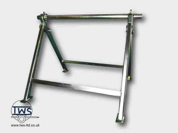 Cable-Drum-Stand-A-Frame-Cable-Dispenser from TWS Ltd