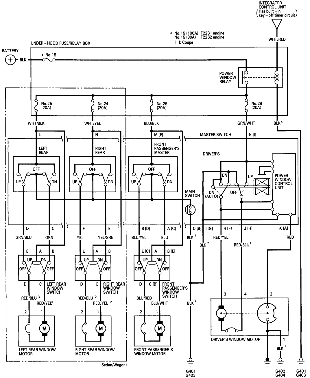 Honda Crv Radio Wiring Diagram
