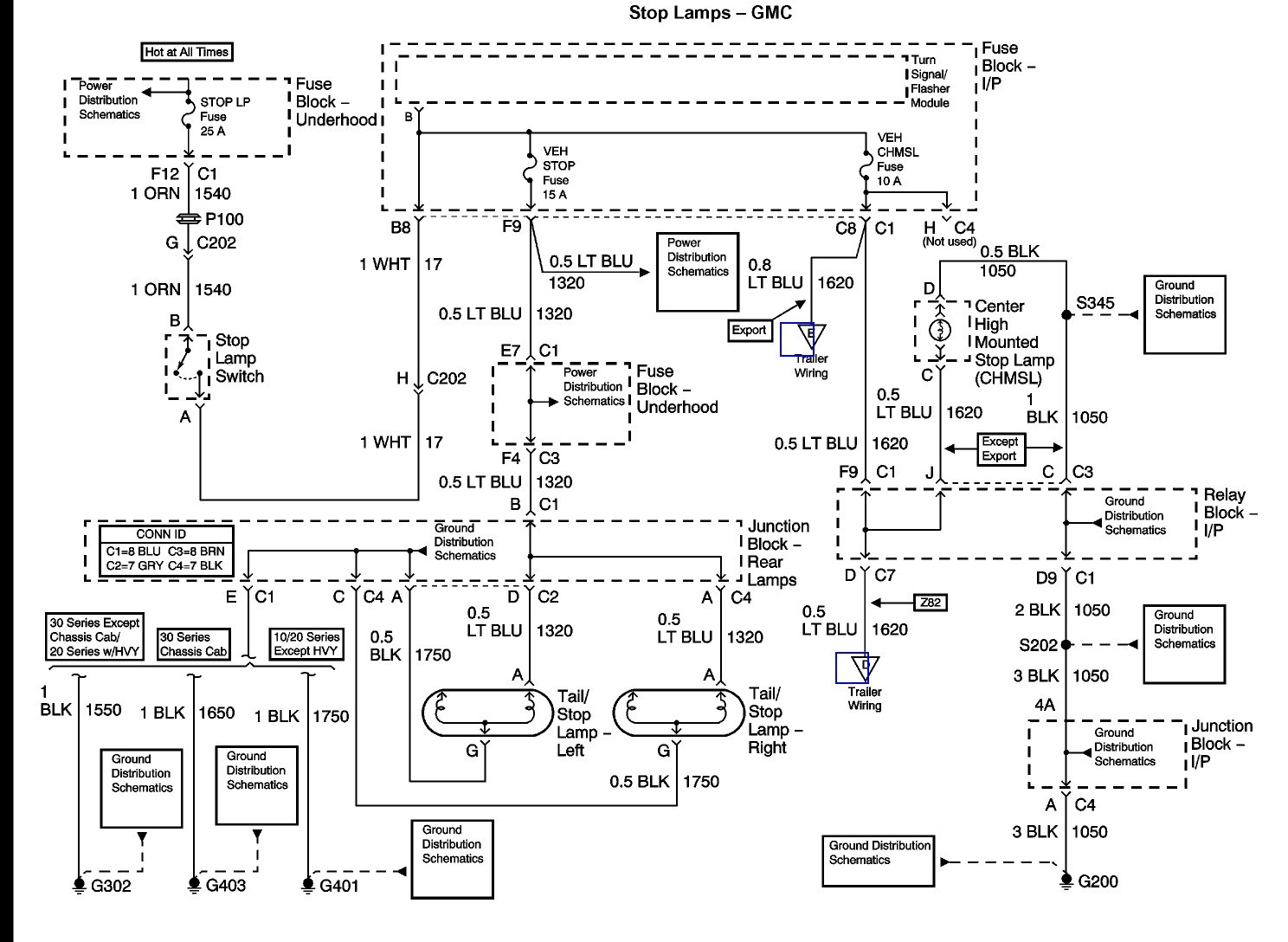 A 7 Pin Wiring Diagram
