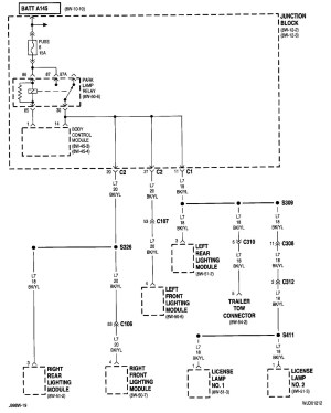 2004 Jeep Grand Cherokee Trailer Wiring Diagram | Trailer