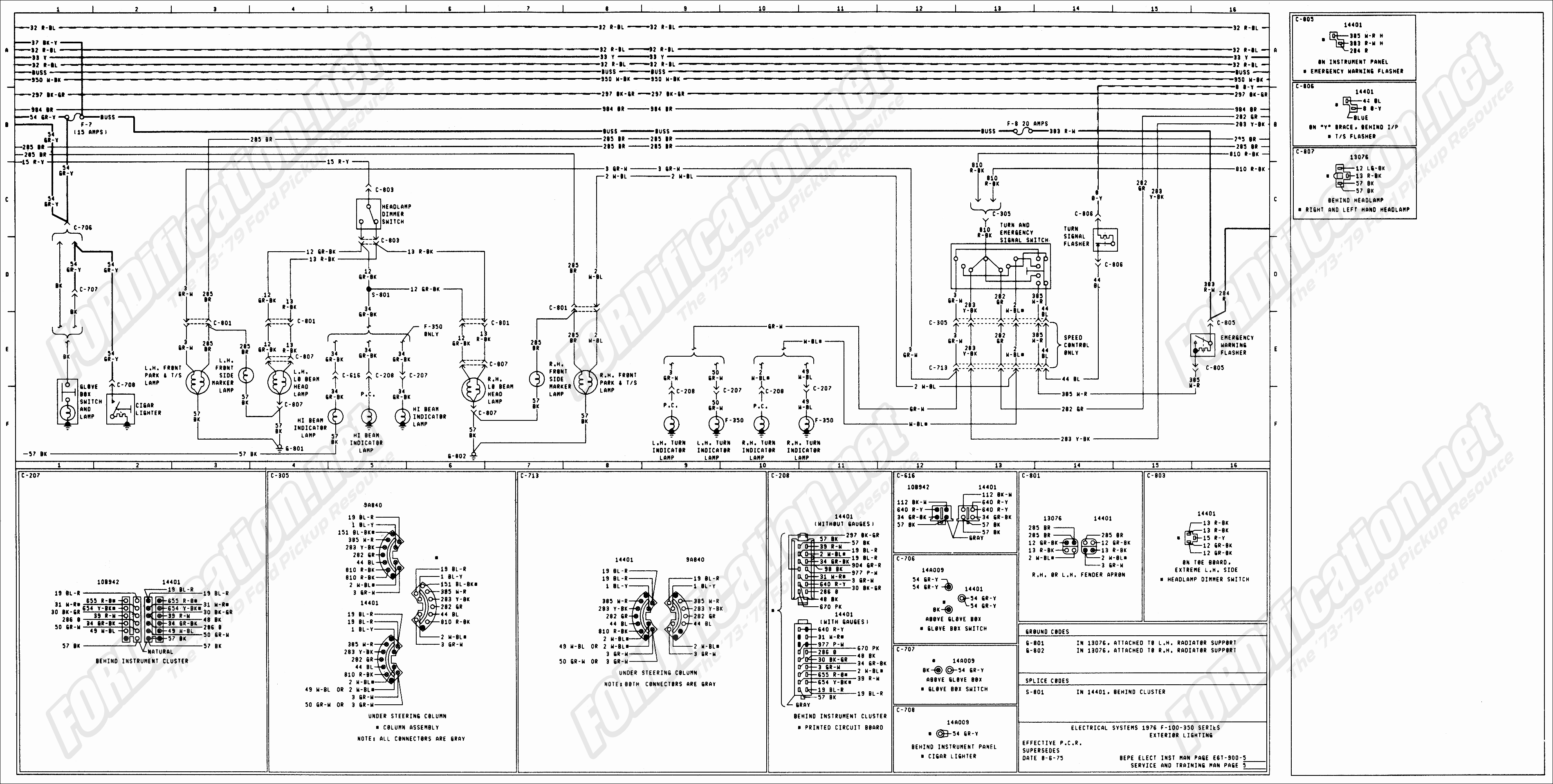 Ford Trailer Brake Controller Wiring Diagram