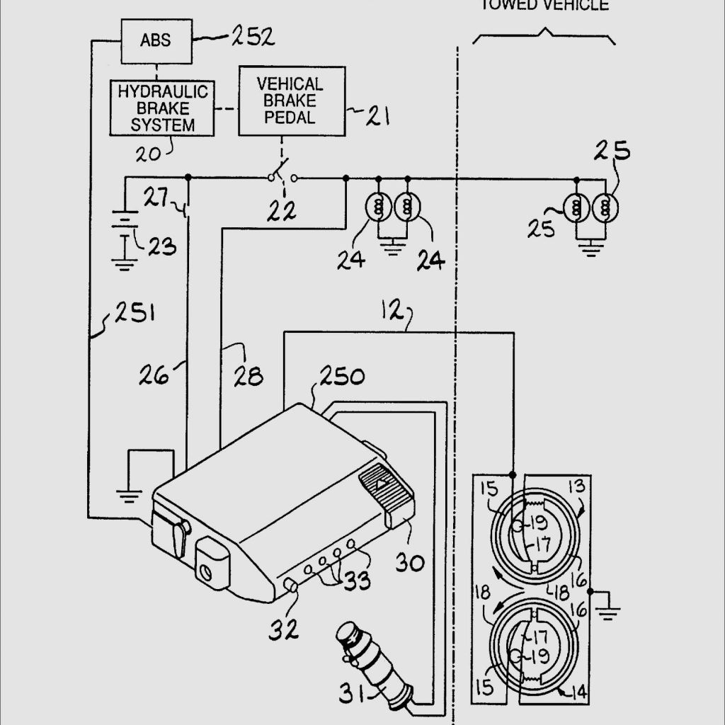 Pilot Trailer Brake Controller Wiring Diagram