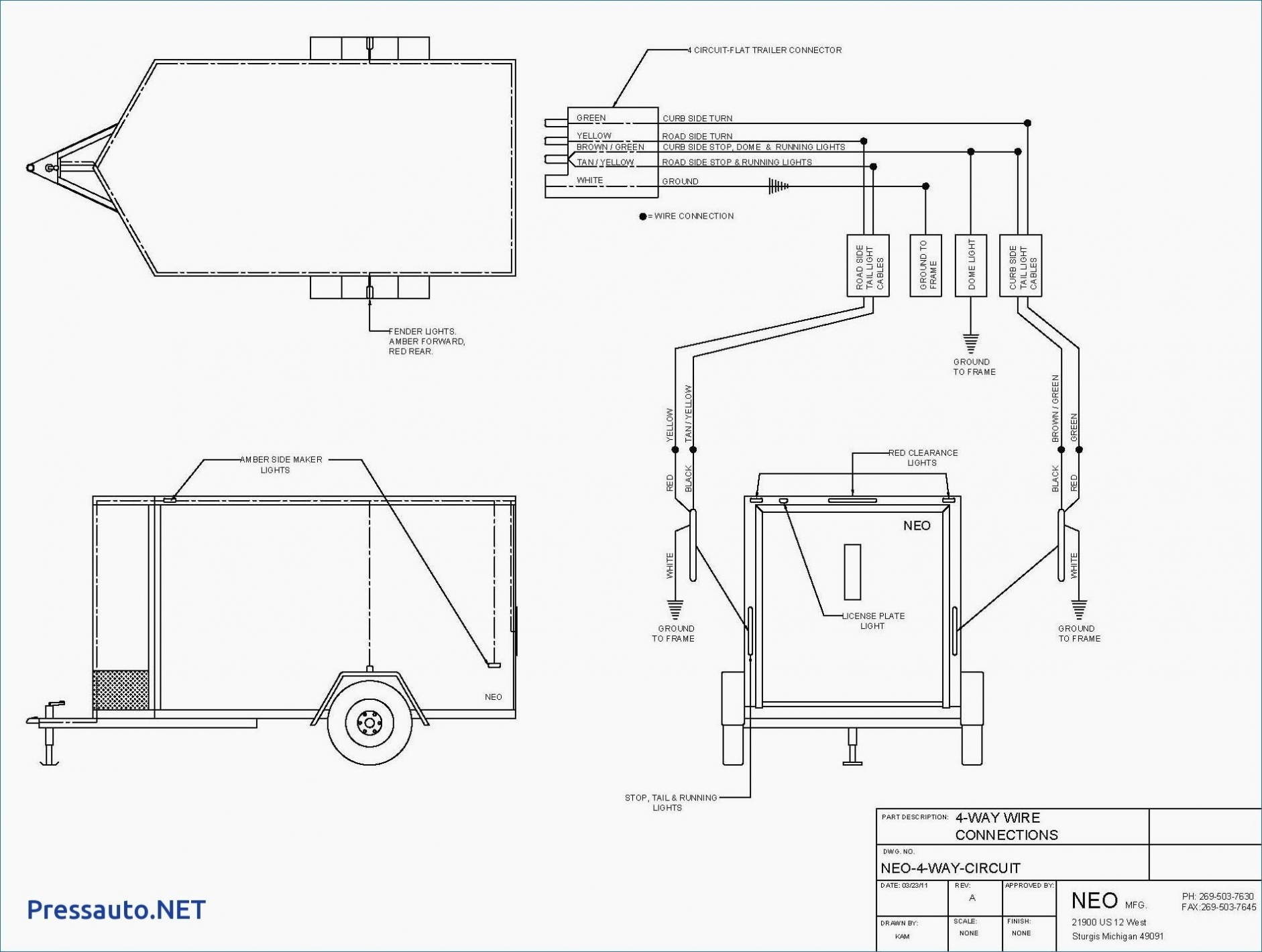 Wiring Diagram 34 Trailer Breakaway Switch Wiring Diagram