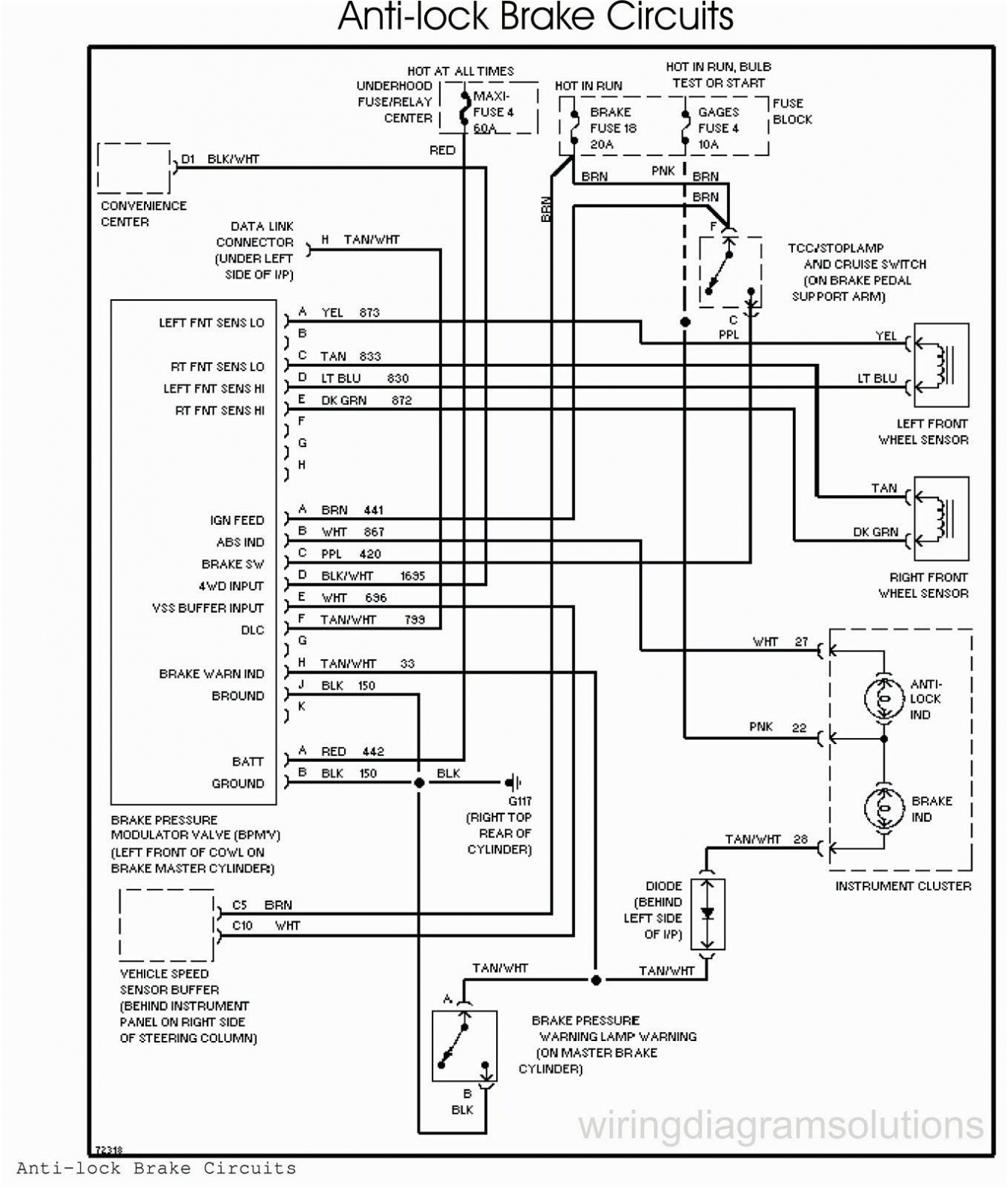 Trailer Wiring Diagram With Breakaway Switch