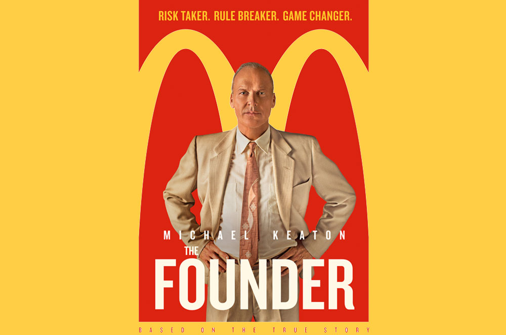 Image result for the founder poster