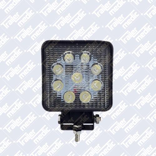12/24v 27W LED Worklamp - Flood
