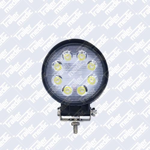 12/24v 24W LED Worklamp - Spot