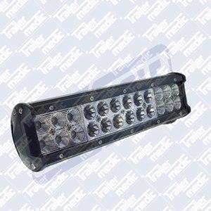 Light Bar 12/24v 72W (24 x 3W LED) - Spot / Flood Combo