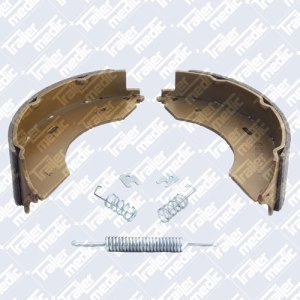 Al-Ko Style 230x61mm Brake Shoe Kit