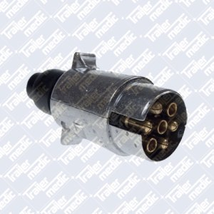 Aluminium 7pin Trailer Plug 7N