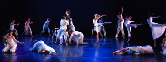 Inaside Chicago Dance.
