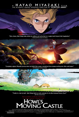 Image result for howl's moving castle