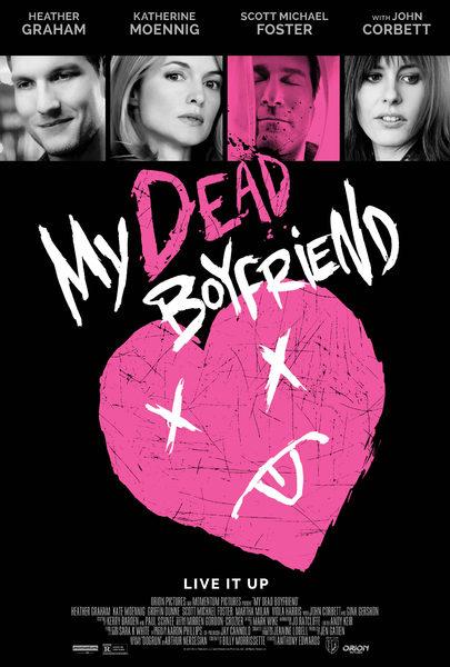 Poster do filme My Dead Boyfriend