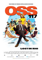OSS 117: Lost in Rio Poster