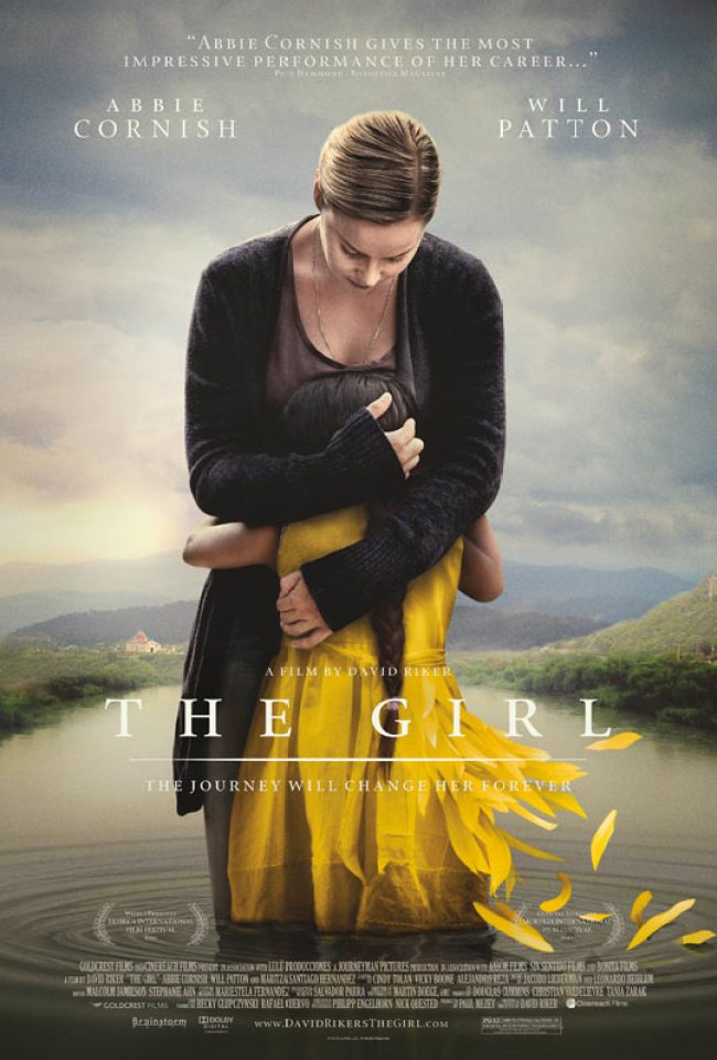 CINEMA SCAPE: The Girl Starring Abbie Cornish & Will Patton. In Theaters March 8, 2013