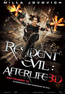 Resident Evil: Afterlife Poster