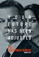Adjustment Bureau Poster