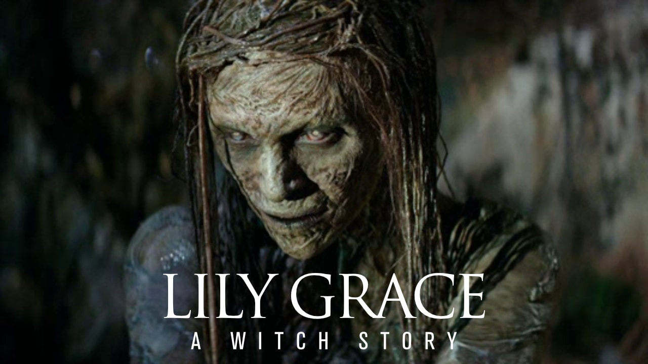 Lily Grace - A Witch story