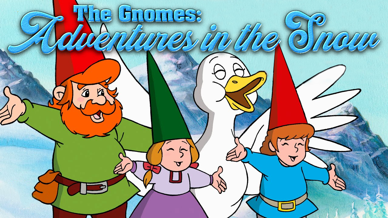 The Gnomes Adventures in the Snow