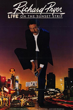Richard Pryor Live On The Sunset Strip Trailers From Hell