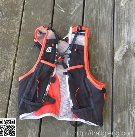 Salomon SLAb ADV Skin 12