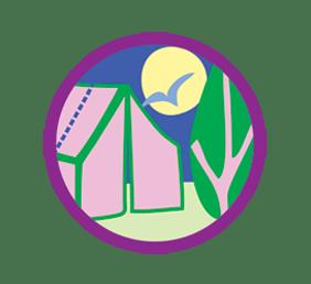 Junior Camper Badge