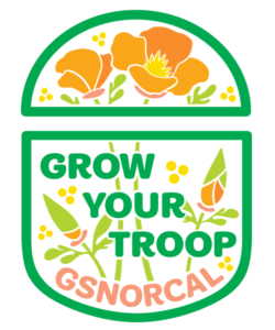 Grow Your Troop Patch