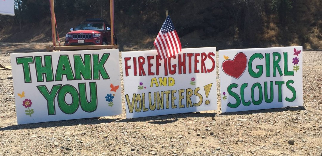 Cobb Mountain Fire Community Service