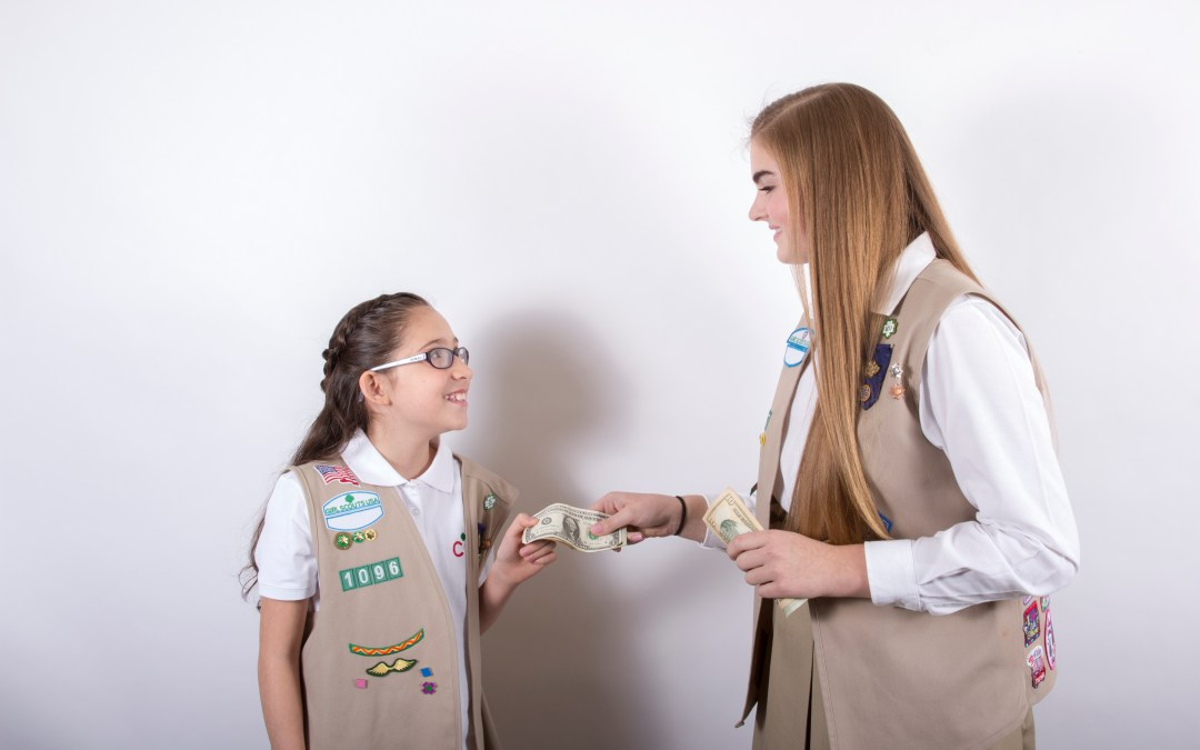 How to Teach Your Girl Scouts about Money Management