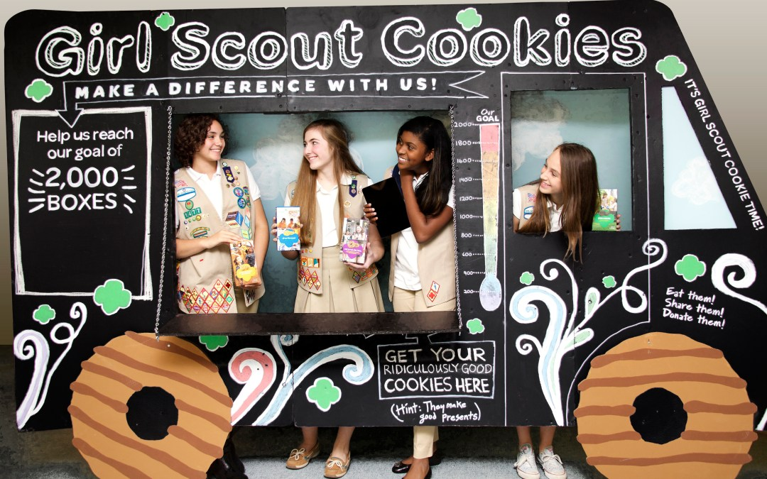 3 Fun and Easy Ways to Make Your Cookie Booth Stand Out