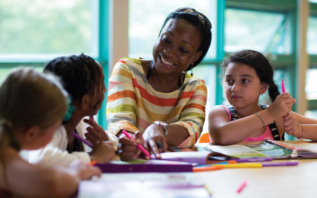 5 Meaningful Ways to Show Your Girl Scout Volunteers Some Love