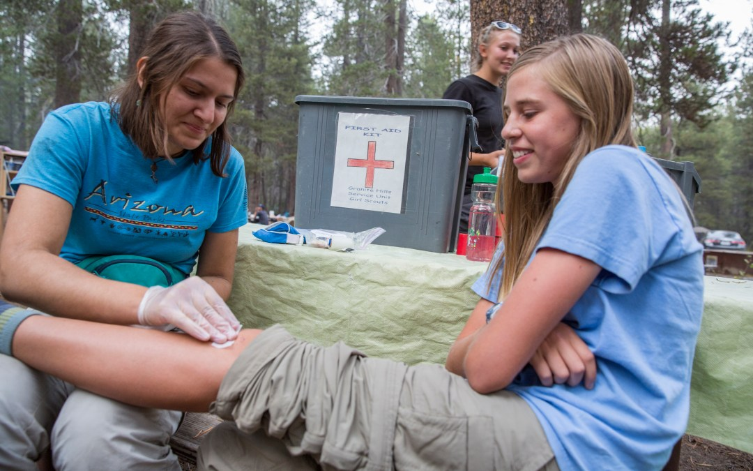 7 Safety & First Aid Skills That All Girl Scouts Should Know