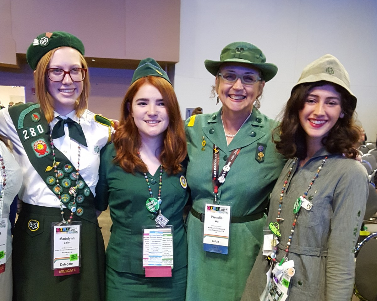 7 Ways To Connect With Girl Scout History For Girl Scout