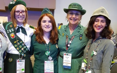 7 Ways to Connect with Girl Scout History for Girl Scout Week