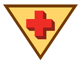 Brownie First Aid Badge