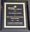 Alliance Award