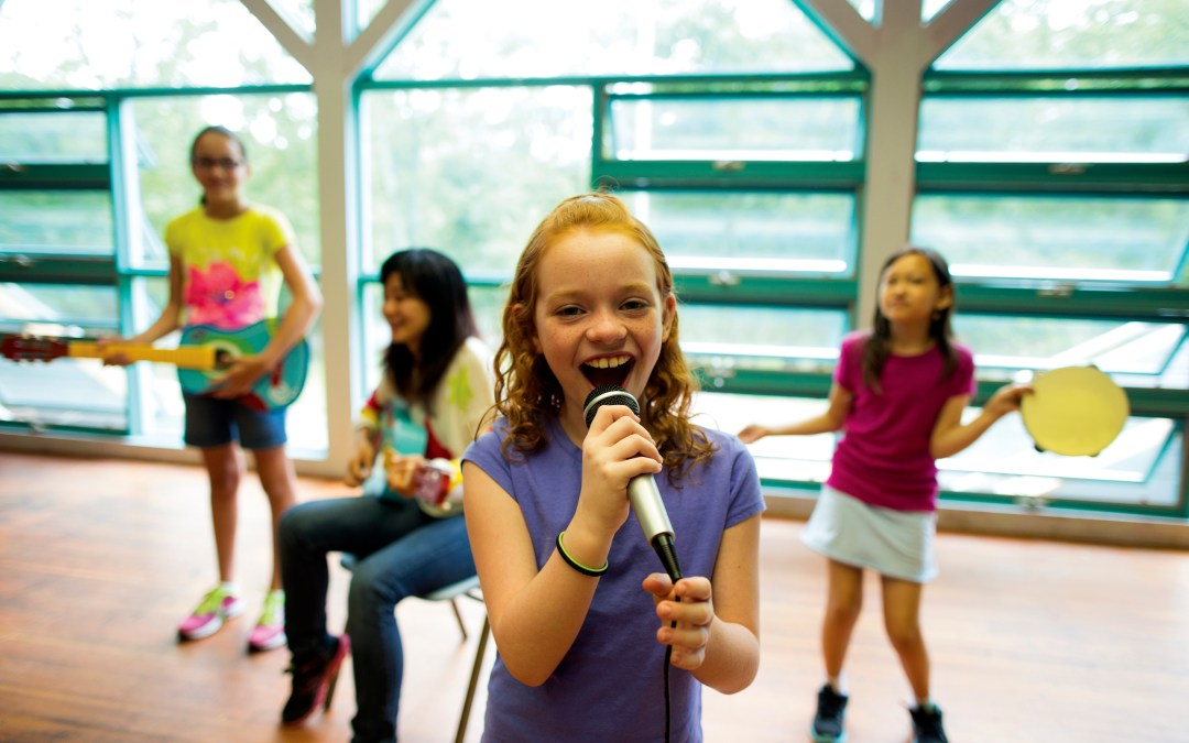5 Songs Every Girl Scout Should Know
