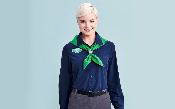 Where to Place Insignia on an Adult Girl Scout Uniform