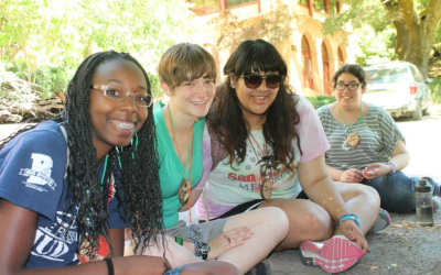 A Girl Scout Alum Shares What Makes Camp Bothin Special
