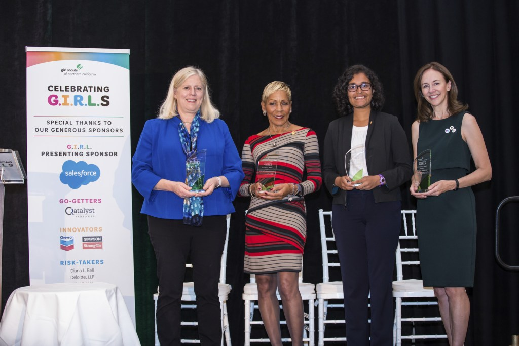 G.I.R.L. Award Honorees