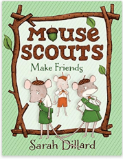 Mouse Scouts Make Friends