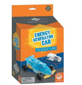 Energy Generator Car
