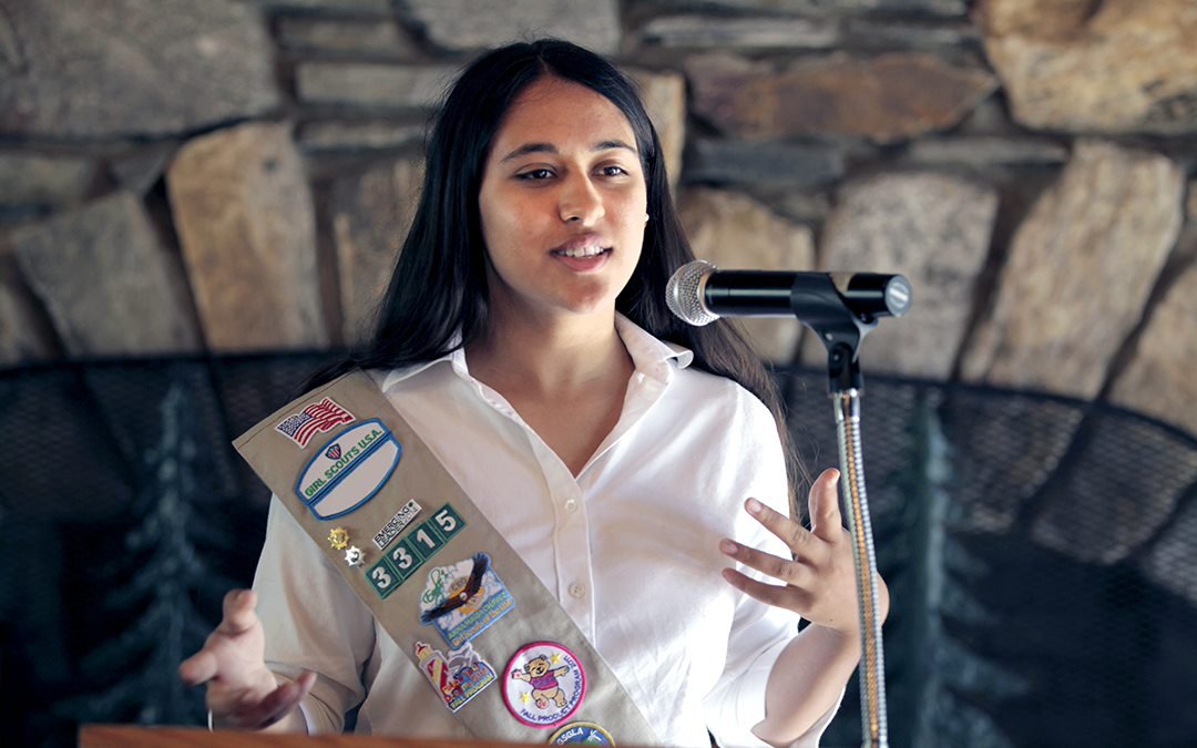 15 Older Girl Scouts Leadership Awards and Opportunities