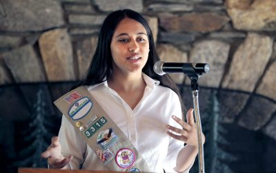 15 Older Girl Scout Leadership Awards and Opportunities