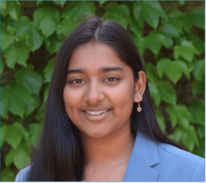 Suhani Singhal, Girl Board Member for Girl Scouts