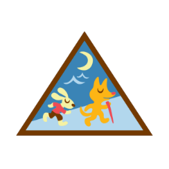 Brownie Outdoor Badge