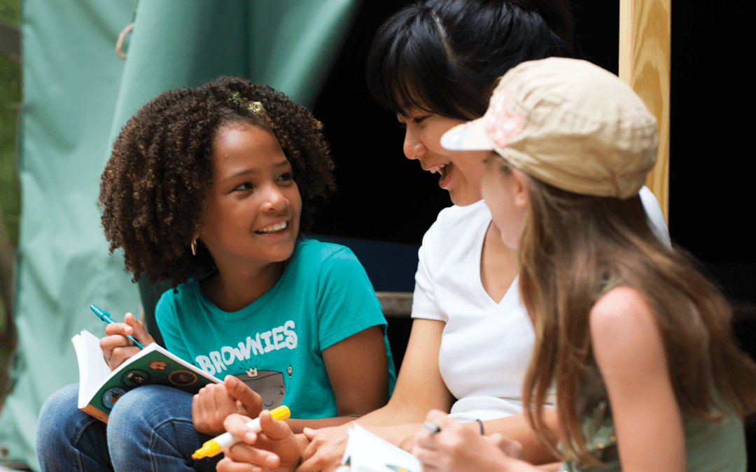 How to Brainstorm Troop Meeting Ideas for the Girl Scout Year