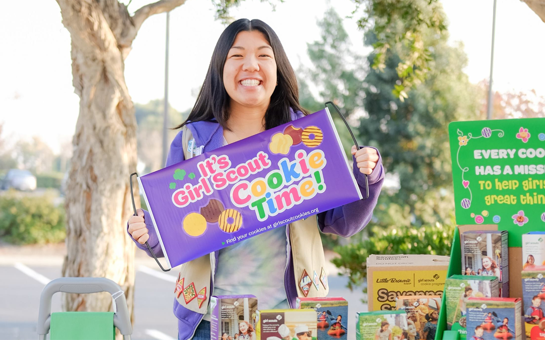 5 Entrepreneurship Skills You Learn from the Girl Scout Cookie Program