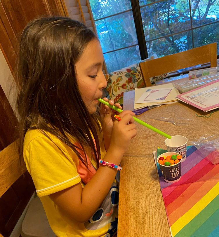 Girl Scout Virtual Activity