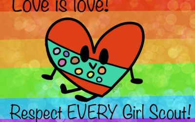 How to Celebrate the LGBTQ+ Community with Your Troop
